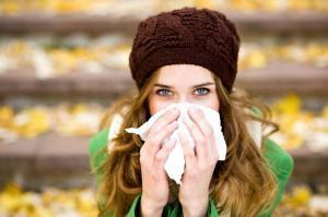 Как не заболеть осенью