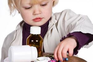 Успокоительные средства для детей