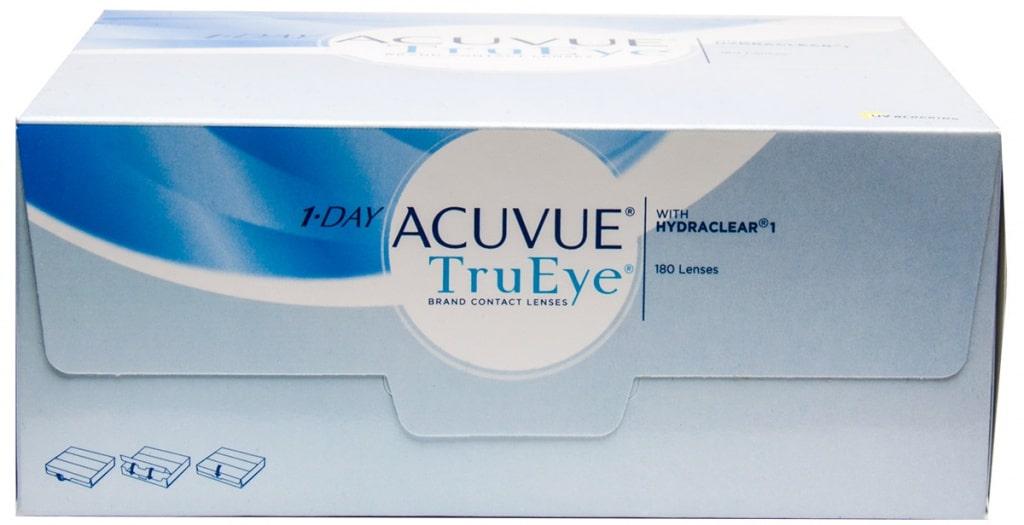 Однодневные контактные линзы ACUVUE TruEye 1-DAY A