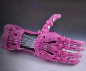 Печать протезов на 3D принтере