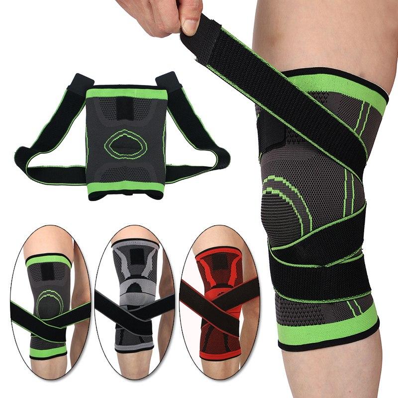 Наколенники при артрозе коленного сустава: как выбрать и как носить
