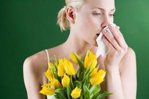 Как вывести аллерген из организма