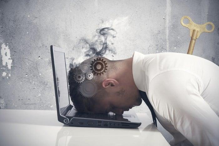 Профессиональное выгорание: симптомы и причины