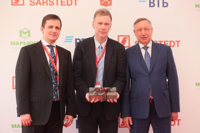 Sarstedt начнет строительство завода для изготовления медтехники в Санкт-Петербурге