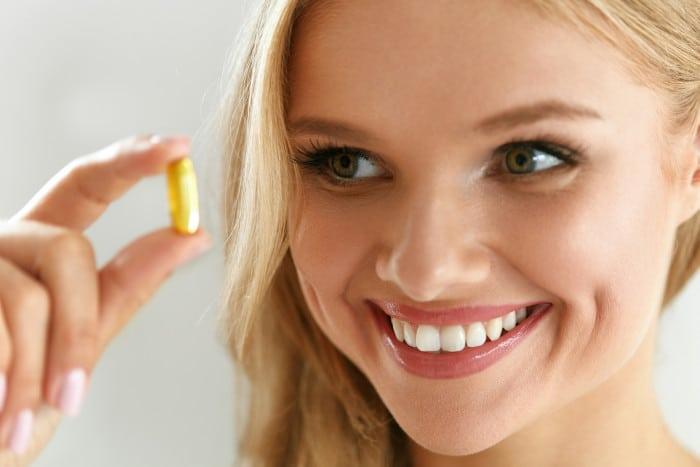 Витамин E для женщин