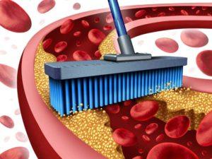 Снижение холестерина: диета, препараты и народные средства