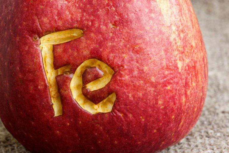 Железо: функции в организме, дефицит и переизбыток, в каких продуктах содержится и препараты
