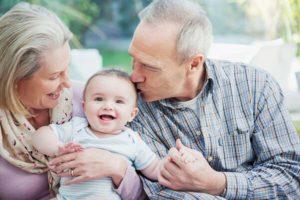 Рост средней продолжительности жизни