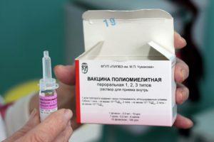 Прививка от полиомиелита: виды вакцин, график вакцинации, реакция организма и последствия