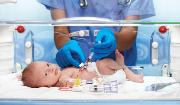 Антибиотики недоношенным детям
