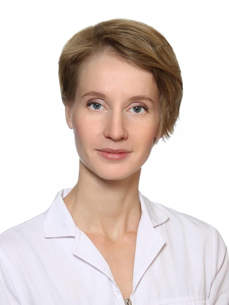 Чагина Екатерина Александровна, врач акушер-гинеколог