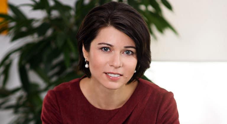 Ирина Никулина, генеральный директор компании «Буарон»