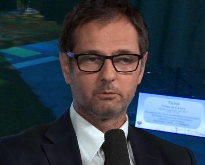 Филипп Габриель Стег (Philippe Gabriel Steg), профессор Парижского университета