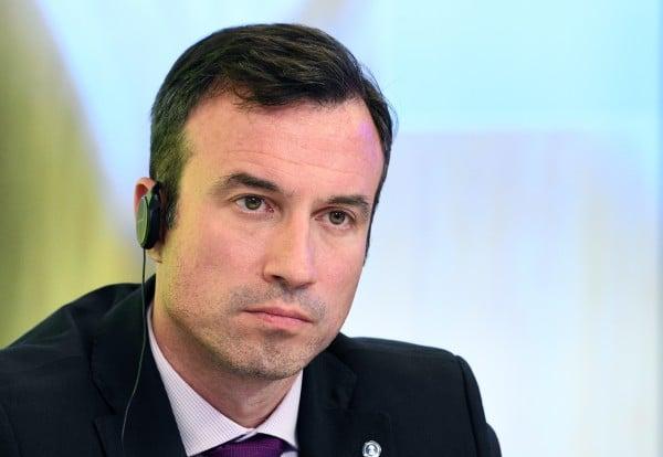 Габор Орбан, Генеральный директор компании Gedeon Richter
