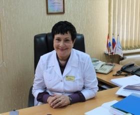 Тезикова Татьяна Аркадьевна, заместитель главного врача по акушерству и гинекологии
