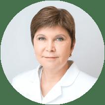Оленева Марина Александровна, заместитель главного врача по акушерству и гинекологии, руководитель филиала Родильный дом, кандидат медицинских наук