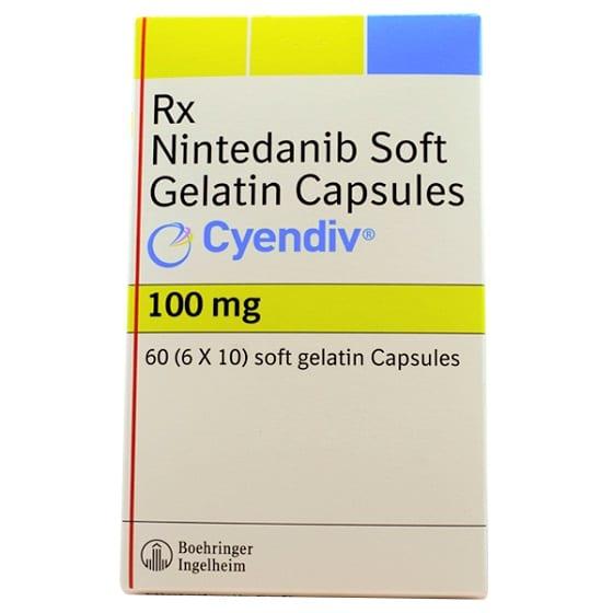 Нинтеданиб одобрен FDA как препарат, замедляющий снижение функции легких у пациентов с интерстициальными заболеваниями легких на фоне системной склеродермии