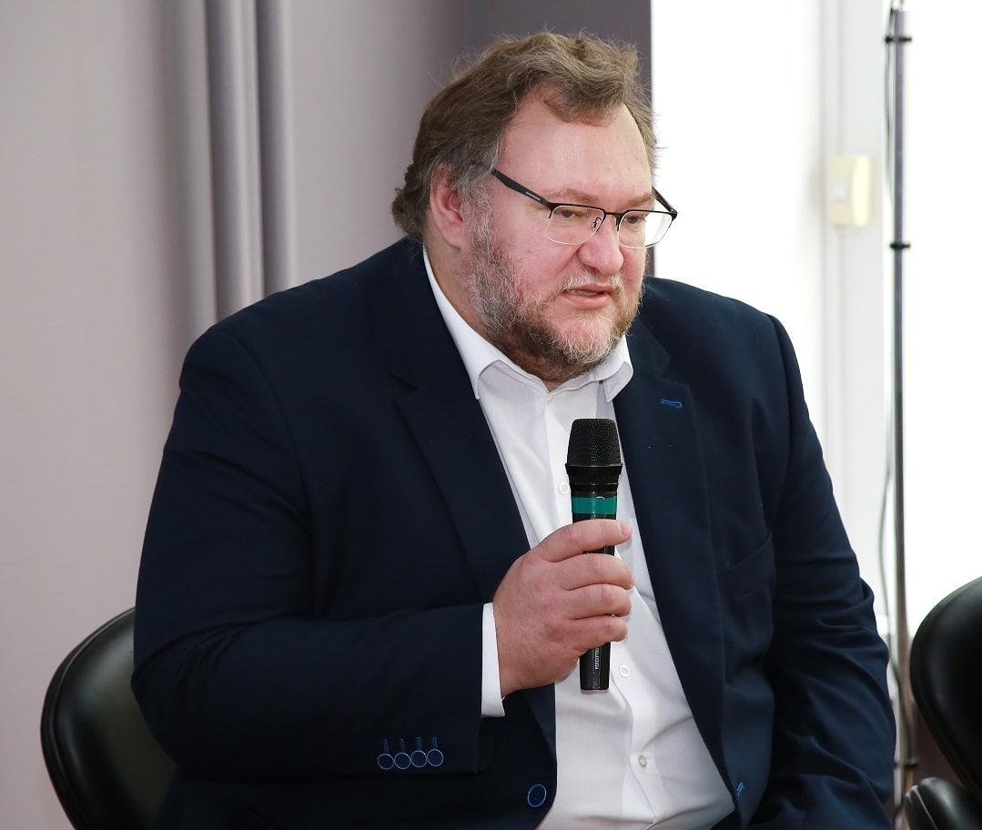 Николай Лысков, заведующий отделением химии, биотехнологии и медицины Федерального института промышленной собственности