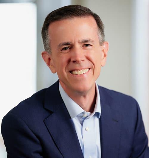 Патрик Джордан, Генеральный директор Mycovia Pharmaceuticals и партнер NovaQuest Capital Management