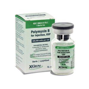 Полимиксин B