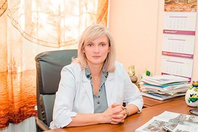 Фредерикс Елена Вадимовна, главный врач Родильного дома №13
