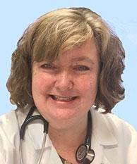Кристин Хайленд (Kristin Highland), доктор медицины, пульмонолог Кливлендской клиники (Cleveland Clinic)