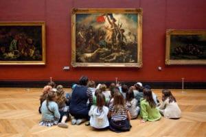 В музее Эрмитаж пройдут лекции о дислексии