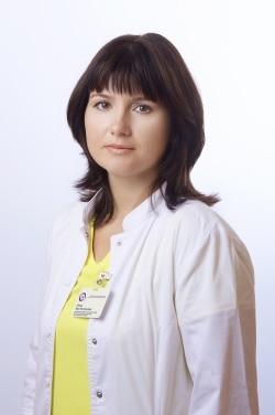 Шман Вера Валерьевна, зав. родильным отделением, врач акушер-гинеколог высшей категории