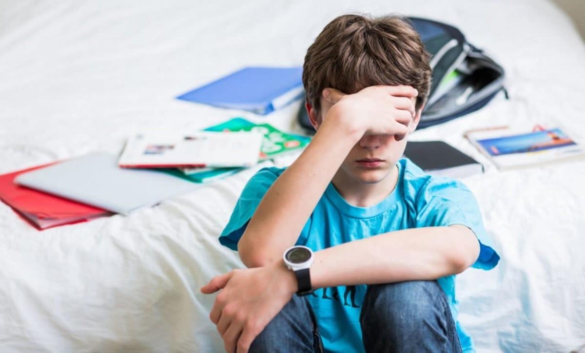 Нервный срыв у подростка