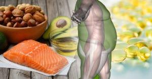 Полезные жиры для организма человека
