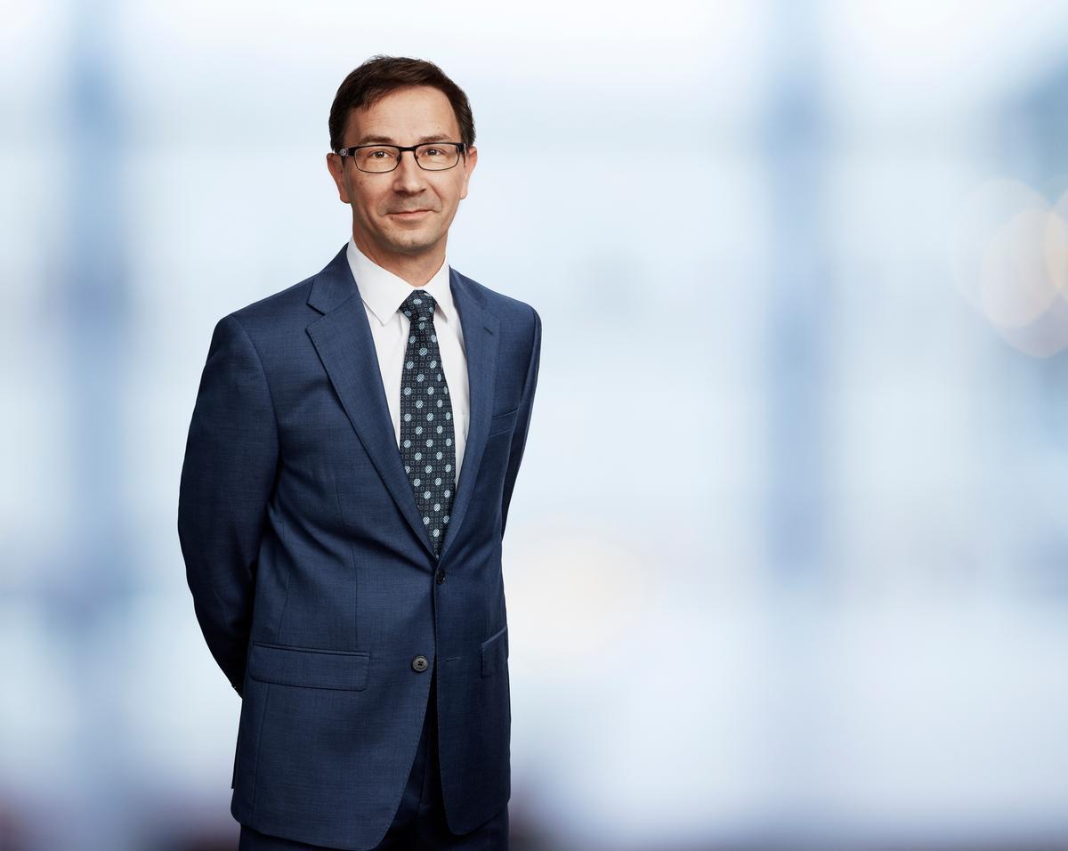 Эммануэль Дюлак, президент и главный исполнительный директор компании Zealand Pharma