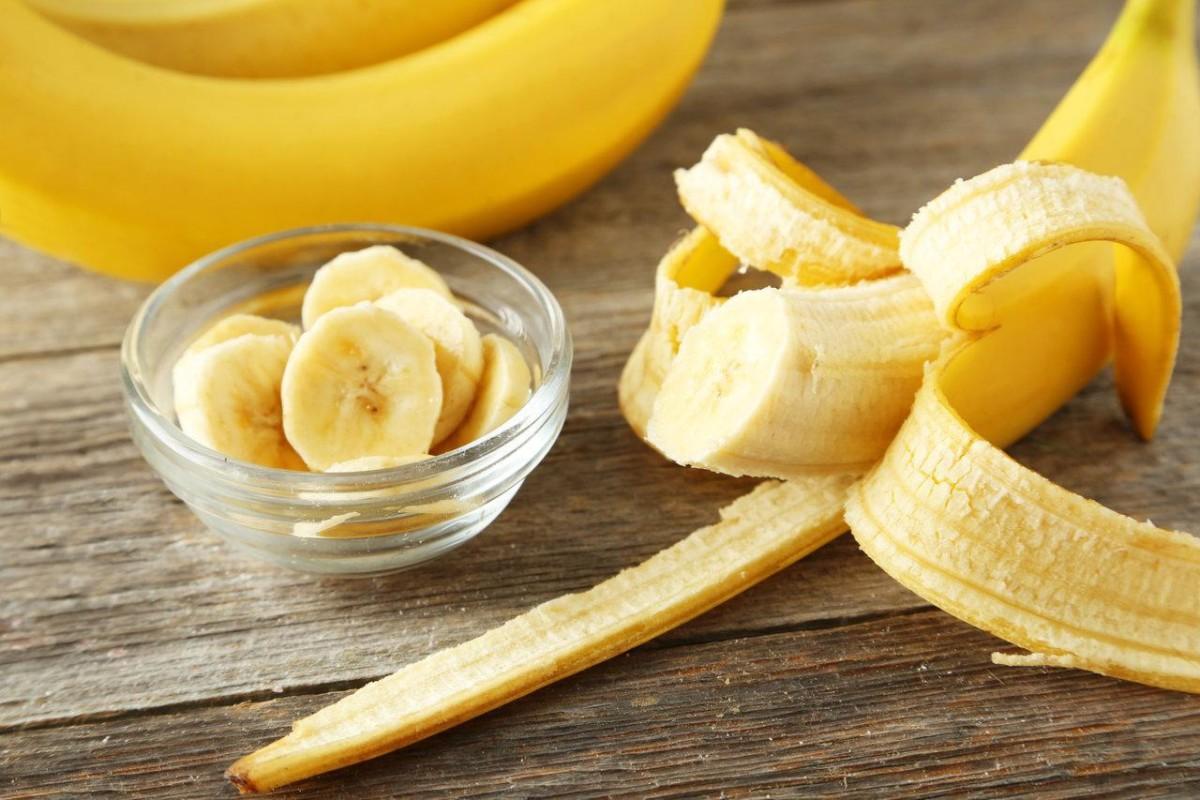 Железо в бананах