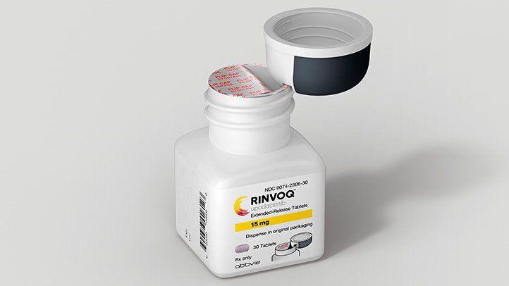 Результаты клинического исследования SELECT-PsA 2 препарата RINVOQ™ в лечении пациентов с псориатическим артритом