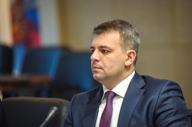 """Алхазов Дмитрий Михайлович, генеральный директор """"Оператор-ЦРПТ"""""""
