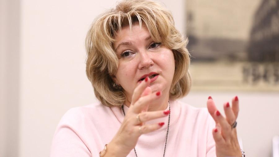Елена Юрьевна Малинникова, профессор, главный внештатный специалист по инфекционным болезням Министерства здравоохранения РФ
