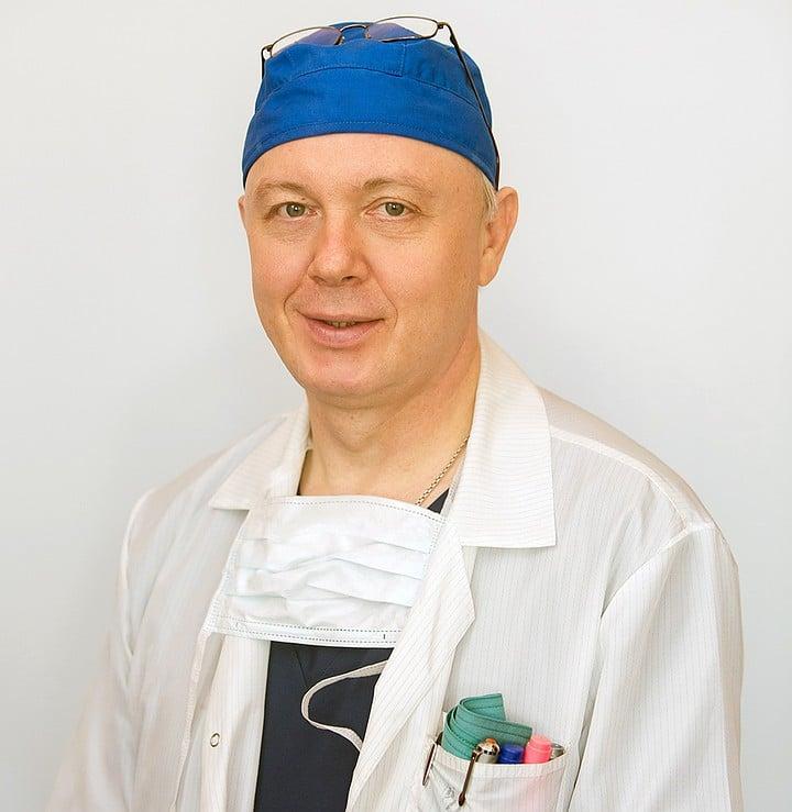 Решетов Игорь Владимирович, главный консультант Института хирургической коррекции и восстановления, академик РАН, профессор, хирург-онколог