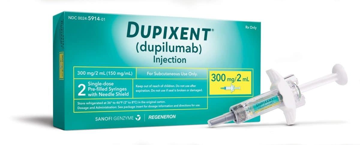 Препарат Дупиксент одобрен для лечения атопического дерматита у подростков