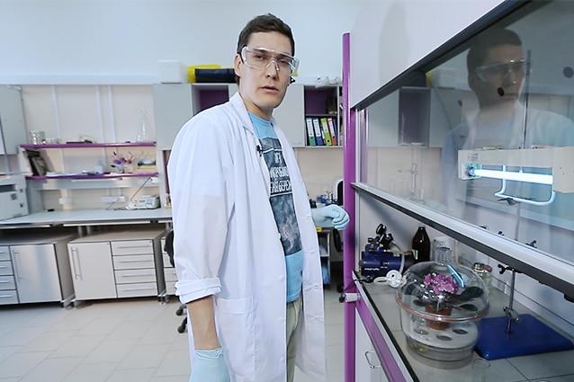 Шестаков Андрей Иннокентьевич , руководитель микробиологической лаборатории МГУ им. М.В. Ломоносова