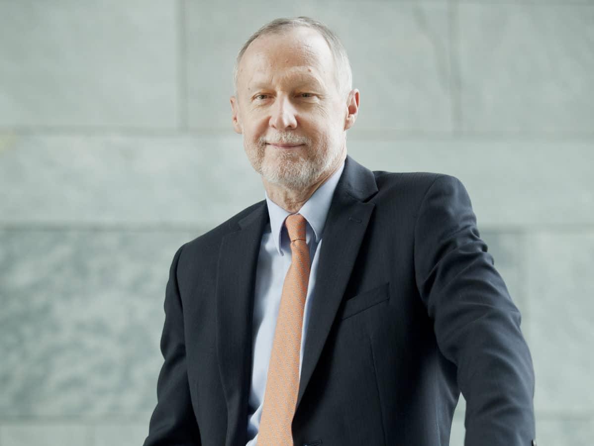 Эрик Богш, председатель совета директоров Gedeon Richter