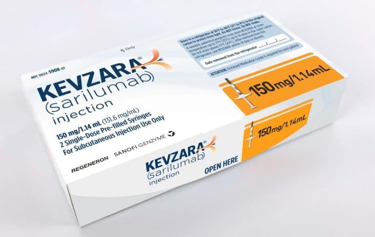 Первый пациент с коронавирусной инфекцией, получивший лечение препаратом Кевзара