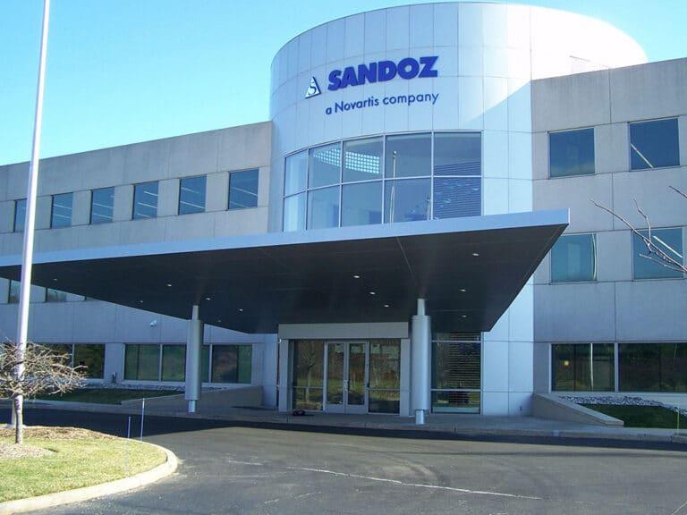 Фармацевтическая компания SANDOZ