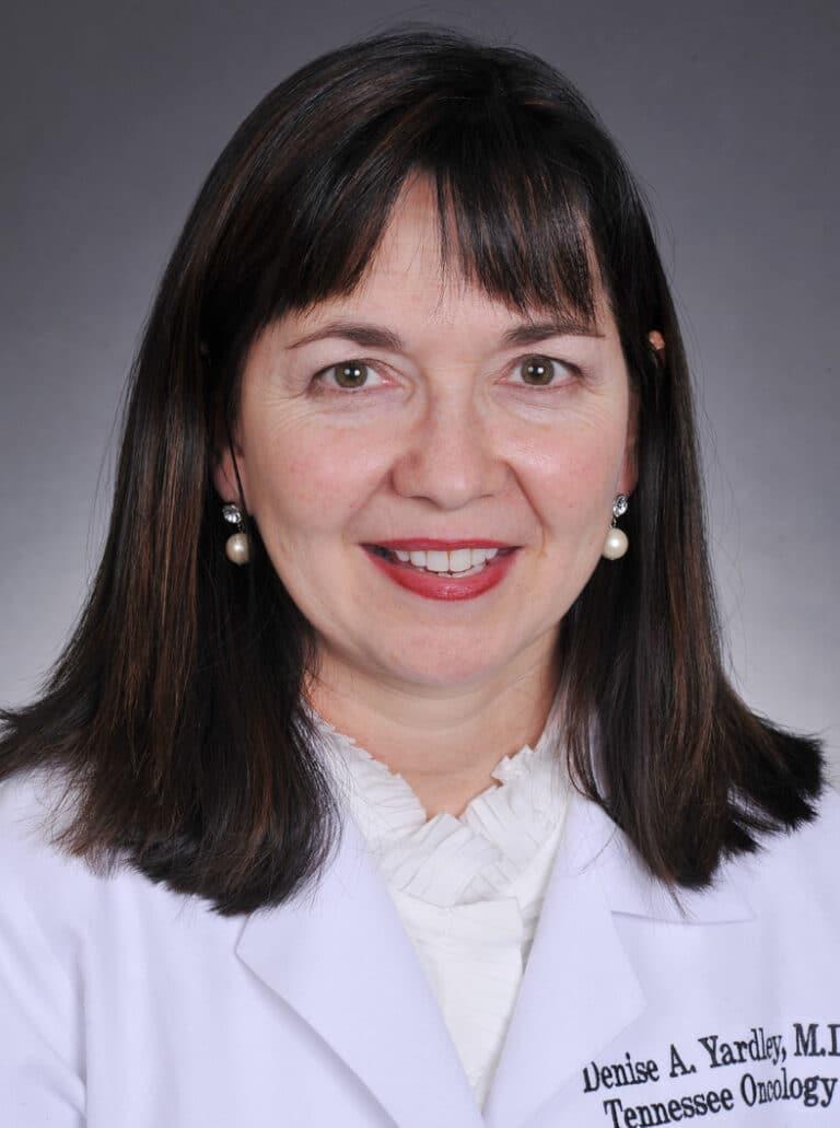 Дениз Ярдли (Denise Yardley), ведущий исследователь Научно-исследовательского института Сары Кэннон