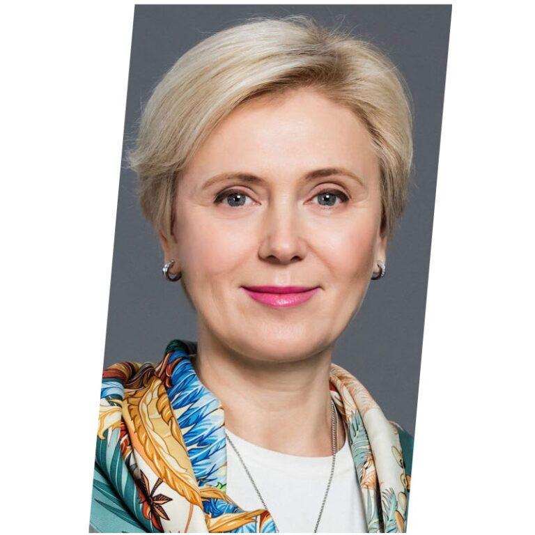 Ирина Романова, генеральный менеджер бизнес-подразделения безрецептурных препаратов и товаров для здоровья Санофи в зоне Евразия