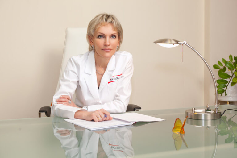 Калинина Елена Андреевна, д.м.н., лауреат Премии Правительства РФ, Член РАРЧ, Член общественной палаты