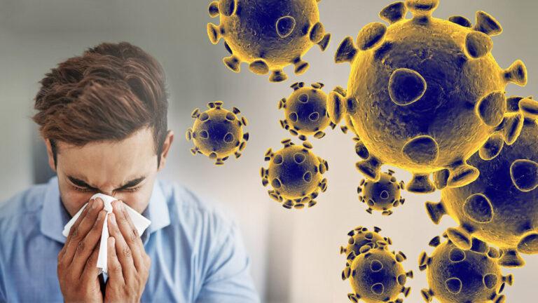 Угроза заразиться вирусом COVID-19 не мобилизовала россиян для профилактики ОРВИ
