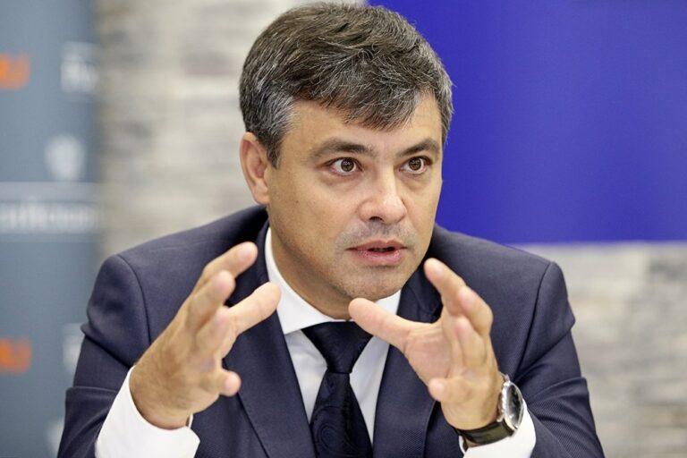 Морозов Дмитрий Анатольевич, председатель комитета Госдумы по охране здоровья