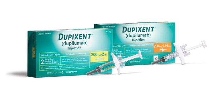 Препарат Дупиксент одобрен в России для лечения хронического полипозного риносинусита