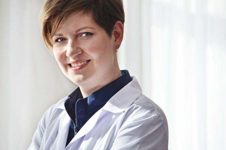 Терехова Анна Борисовна, врач-невролог