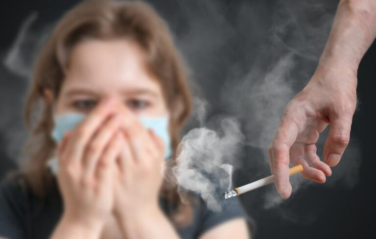 Что такое Третичный табачный дым