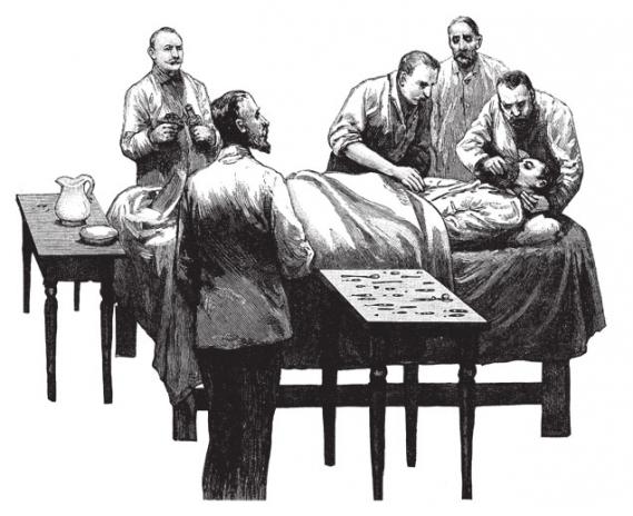 Медицина прошлого – 7 ужасающих практик